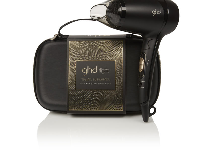 GHD Flight + Vanity